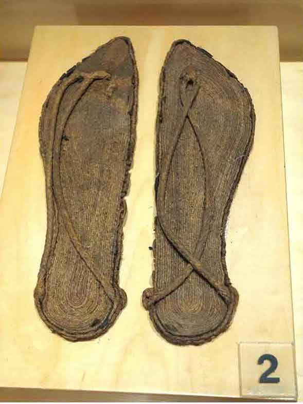 The Slippers of Rhodopis.