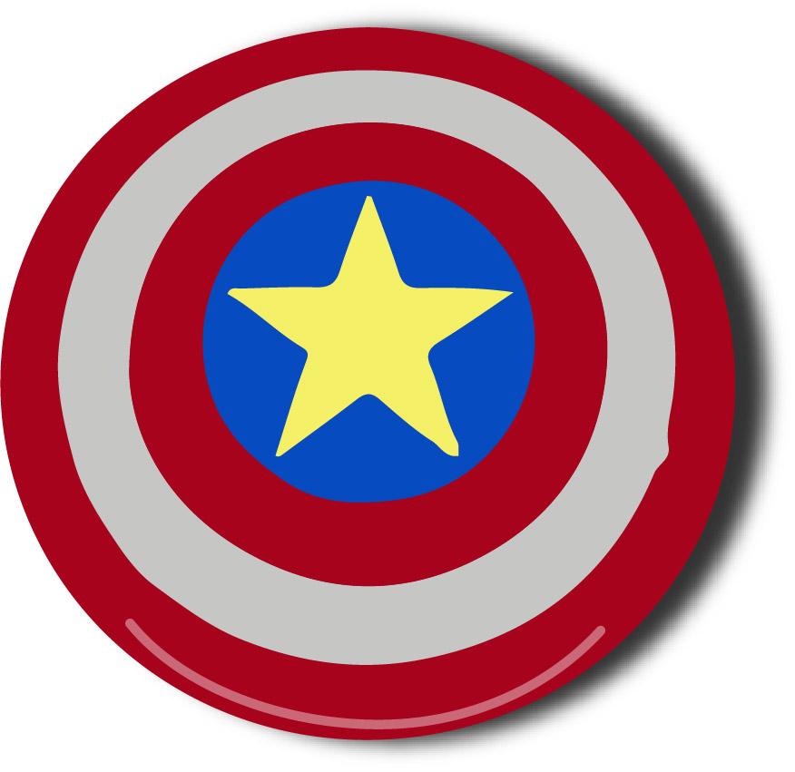 Captain America and Mjolnir
