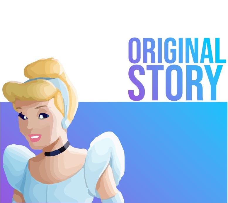 Original Story of Cinderella