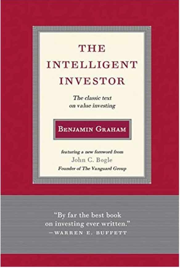 The intelligent Investor - Top books for entrepreneurs