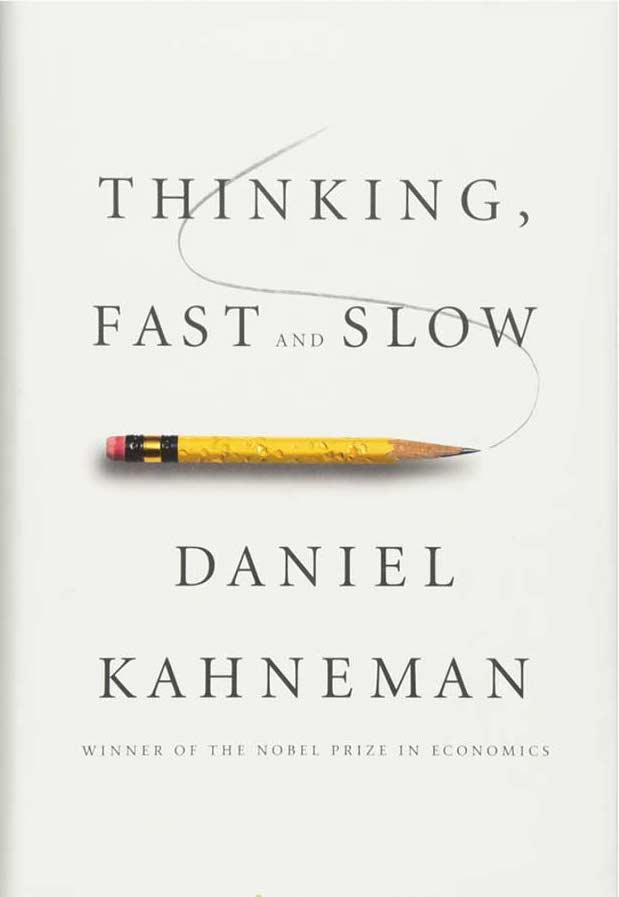 Top books for entrepreneurs - Thinking fast and slow