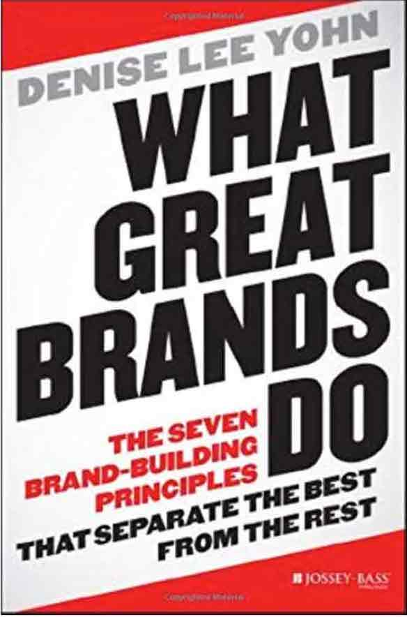What great brands do - Top books for entrepreneurs