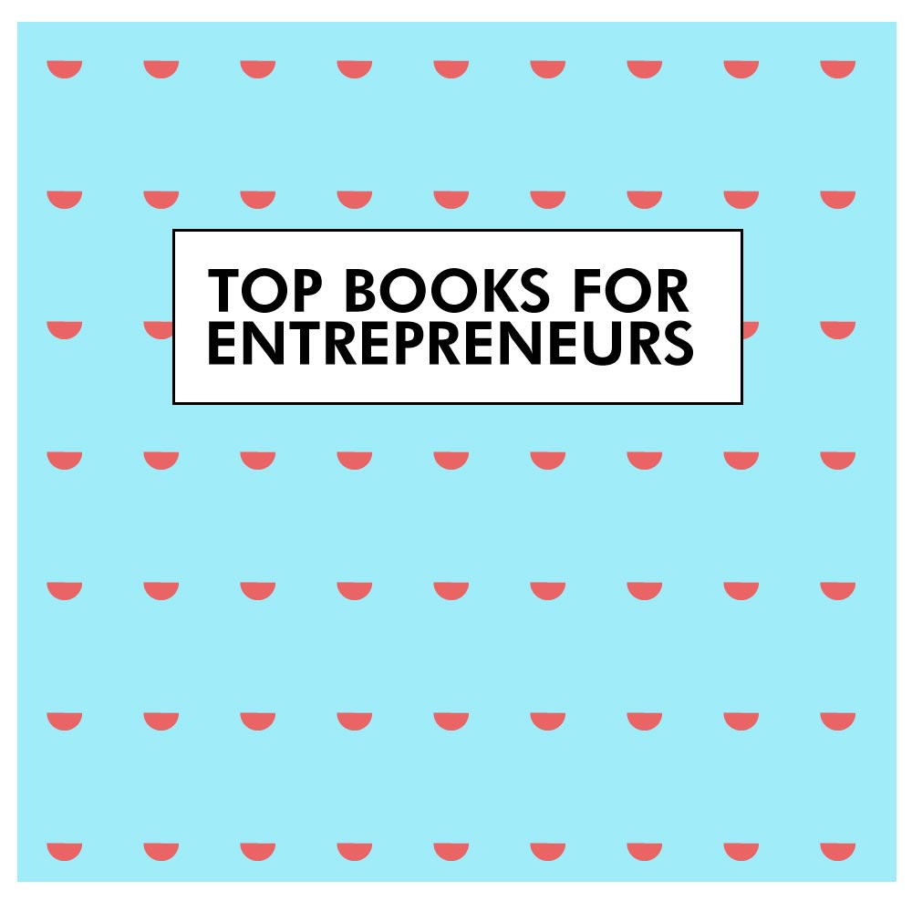 top books for entrepreneurs cover image