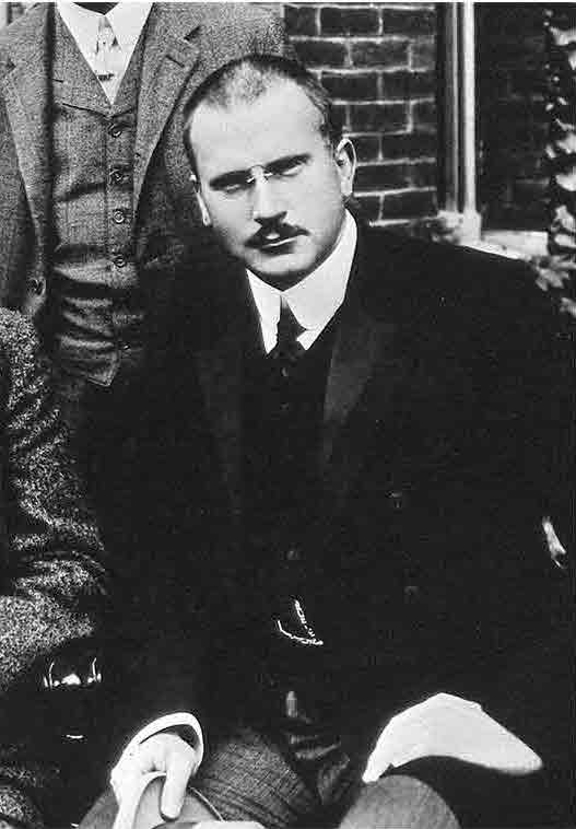 Carl Gustav Jung Man and HIs Symbols