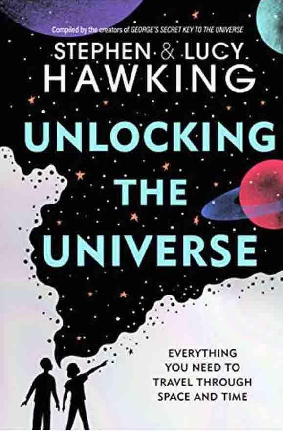 Unlocking the Universe. Books by Stephen Hawking