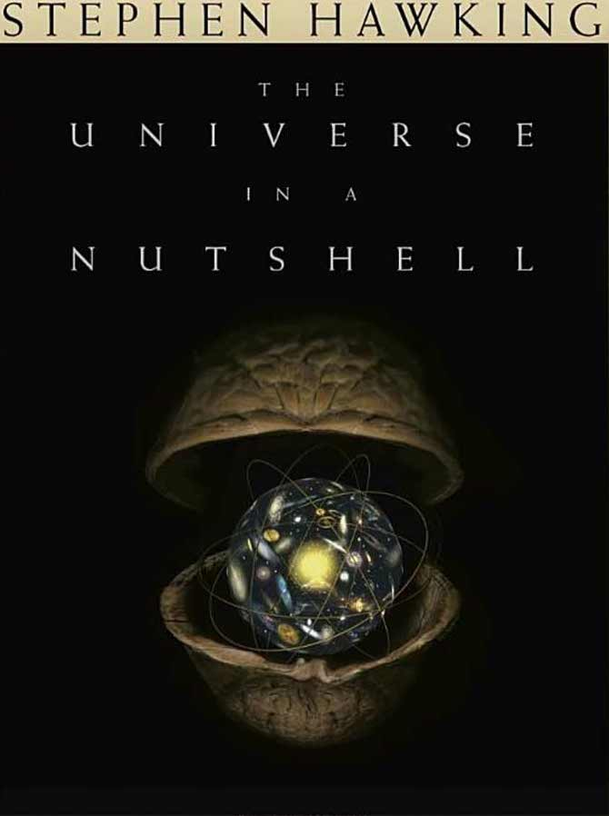 The Universe in a nutshell. Books by Stephen Hawking