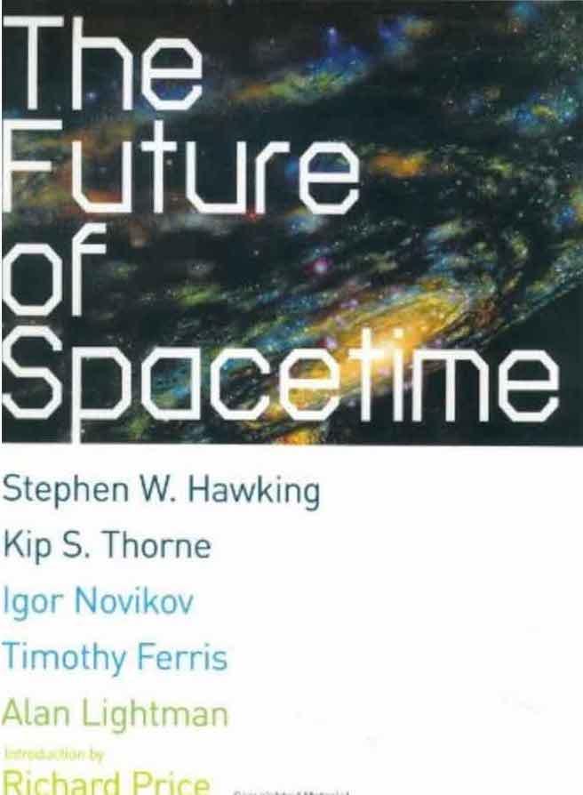 Future of spacetime by stephen hawking
