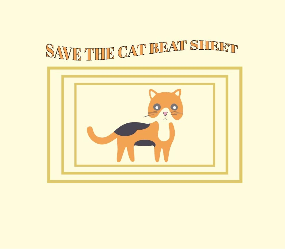 save the cat beat sheet cover image