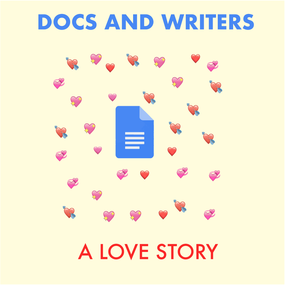 Cover image for Google docs for writers