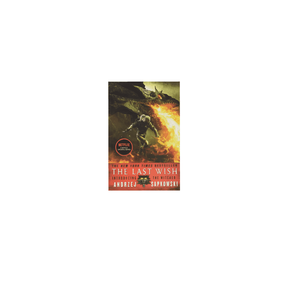The Witcher mass market paperback edition