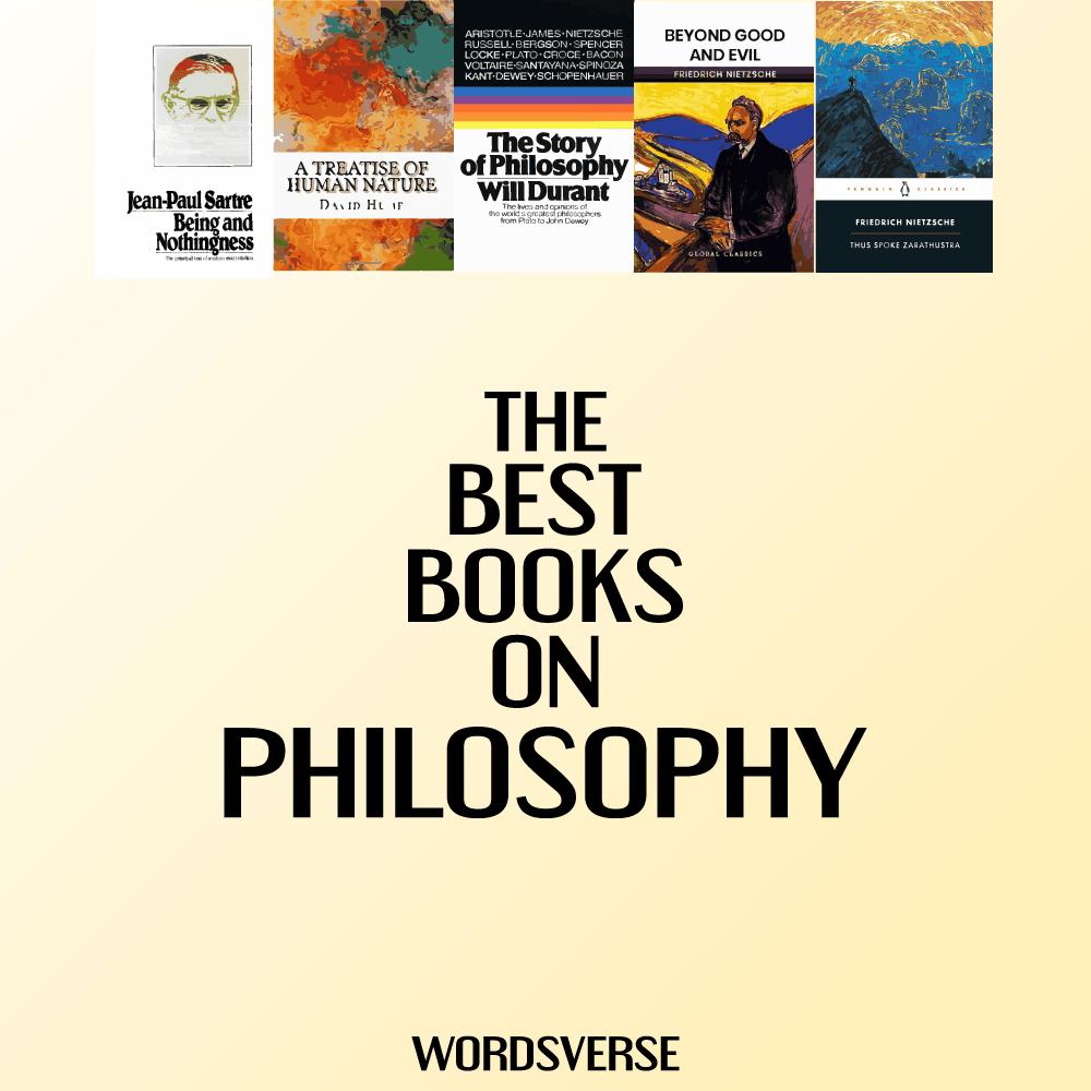 best books on philosophy