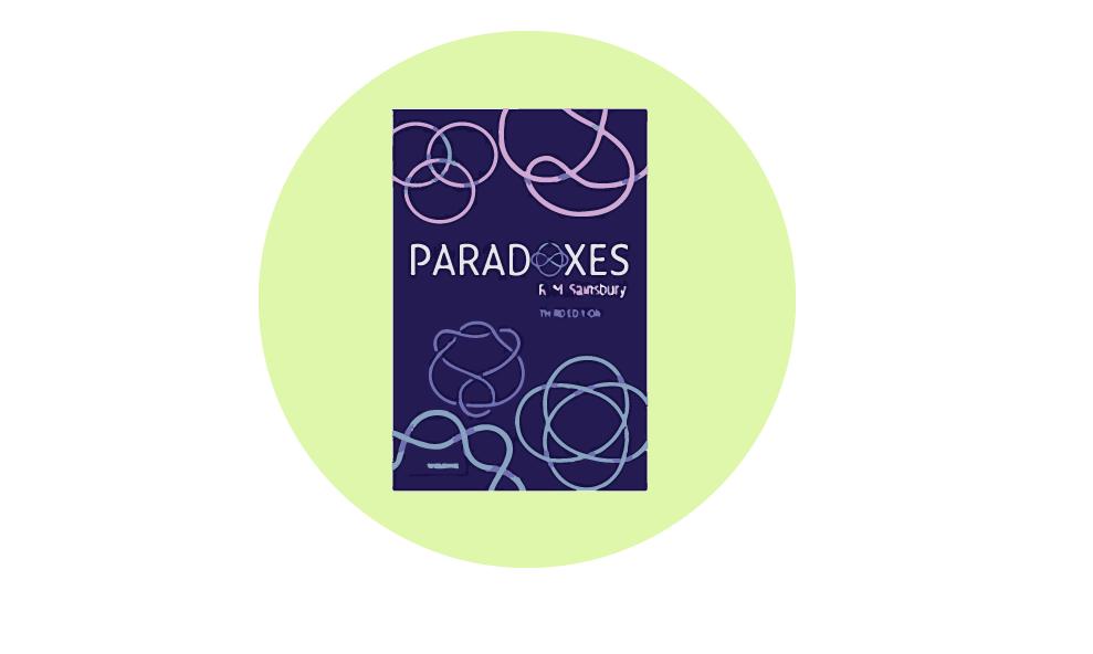 Paradoxes by RM Sainsbury
