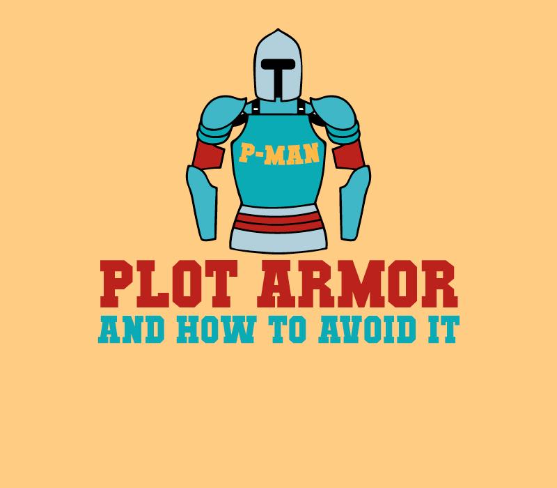 Plot armor cover image