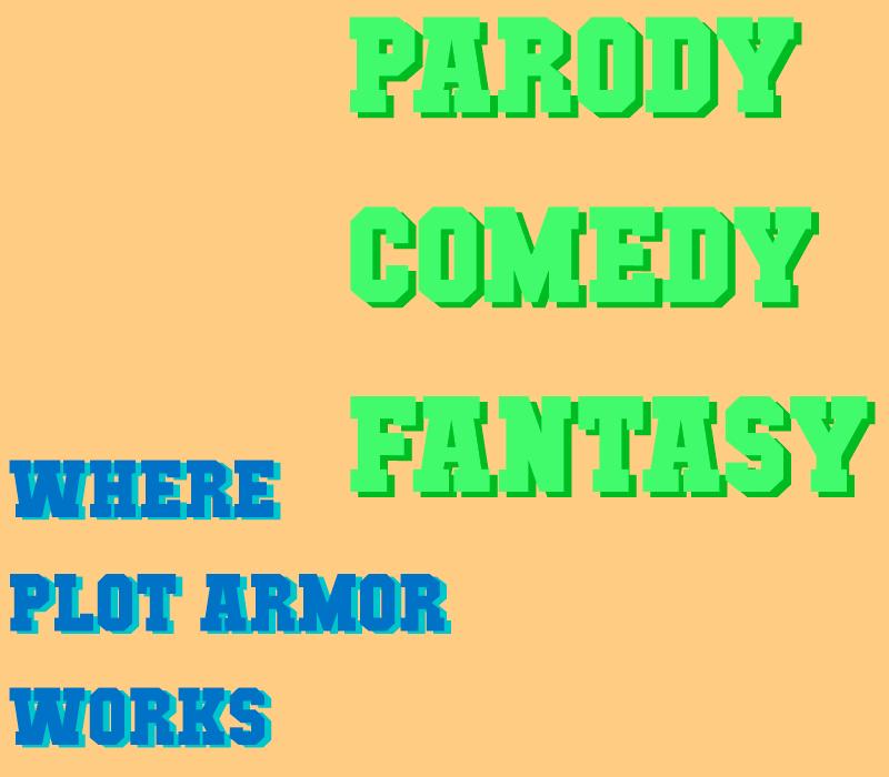 genres where plot armor works